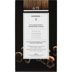 Korres Argan Oil Ageless Colorant Νο 6.73 Χρυσό Κακάο
