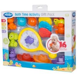 PLAYGRO BATH TIME ACTIVITY PACK 6Μ+