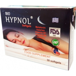 Medichrom Bio Hypnol 30 μαλακές κάψουλες