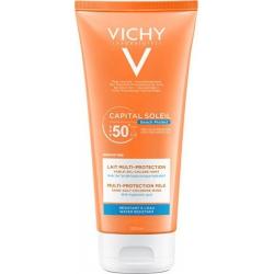 Vichy Capital Soleil Multi-protection Milk SPF50 200ml