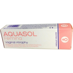 Olvos Science Aquasol Femina Vaginal Atrophy 30ml