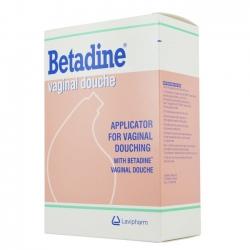 Betadine Vaginal Douche Συσκευή Για Κολπικές Πλύσεις 1TEM