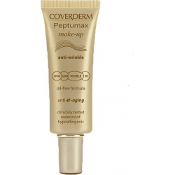 Coverderm Peptumax Make Up Anti-Wrinkle Oil-Free Formula SPF50+ Nr 4 30ml