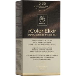 Apivita My Color Elixir 5.35 Καστανό Ανοιχτό Μελί Μαονί