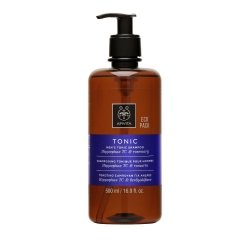 Apivita ECO PACK Men's Tonic Shampooμε Hippophae TC & Δενδρολίβανο 500ml.