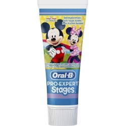 Oral-B Pro-Expert Stages Οδοντόκρεμα Disney Mickey 75ml