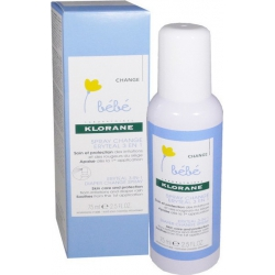 Klorane Eryteal 3 in 1 Diaper Change Spray 75ml