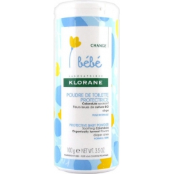 Klorane Protective Baby Powder 100gr