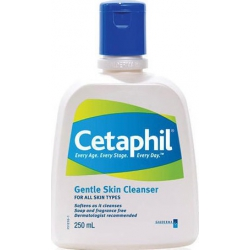 Cetaphil Detergente Gentle Skin Cleanser 250ml