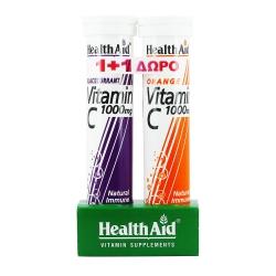Healthaid VITAMIN C effervescent 1000mg