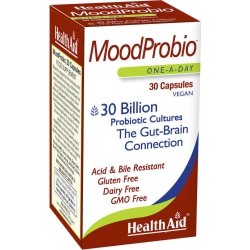 Health Aid Moodprobio 30 κάψουλες