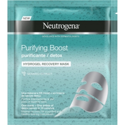 Neutrogena Purifying Boost The Detoxifier Hydrogel Recovery Mask 30ml