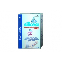 Hubner Silicea Gastro-Intestinal Gel DIRECT 6x15ml