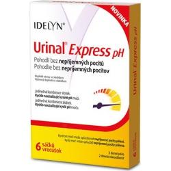 Walmark Urinal Express pH 6 φακελίσκοι