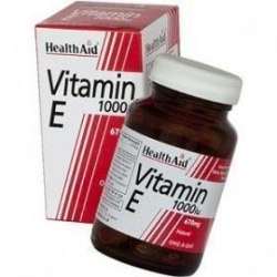 Health Aid Vitamin E 1000iu 30 κάψουλες