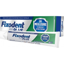 Fixodent Pro Plus Antibacterial Technology 40gr