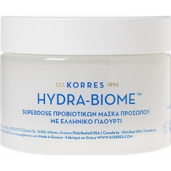 Korres Hydra Biome Probiotic Superdose Face Mask 100ml