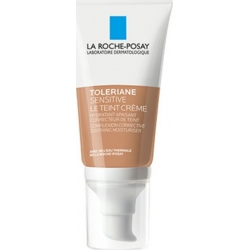 La Roche Posay Toleriane Sensitive Le Teint Creme Soothing Moisturiser Medium 50ml