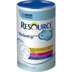 Nestle Resource Thickenup Clear 125gr