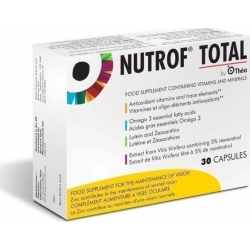 Thea Synapsis Nutrof Total 30 κάψουλες
