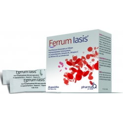 PharmaQ Ferrum Iasis 28 φακελίσκοι