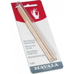 Mavala Manicure Sticks 5 τεμ.