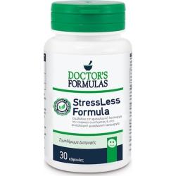 Doctor's Formulas Stressless Formula 30 κάψουλες