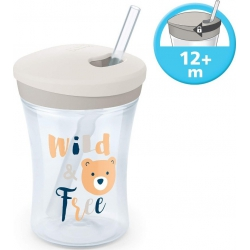 Nuk Action Cup Bears 230ml 12m+