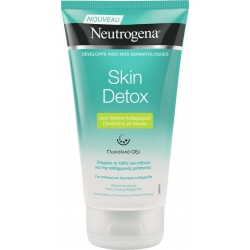 Neutrogena Skin Detox 2 in 1 Clay Wash Mask 150ml