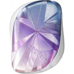 Tangle Teezer Compact Styler Βούρτσα Μαλλιών Smashed Holo Blue 1Τμχ.
