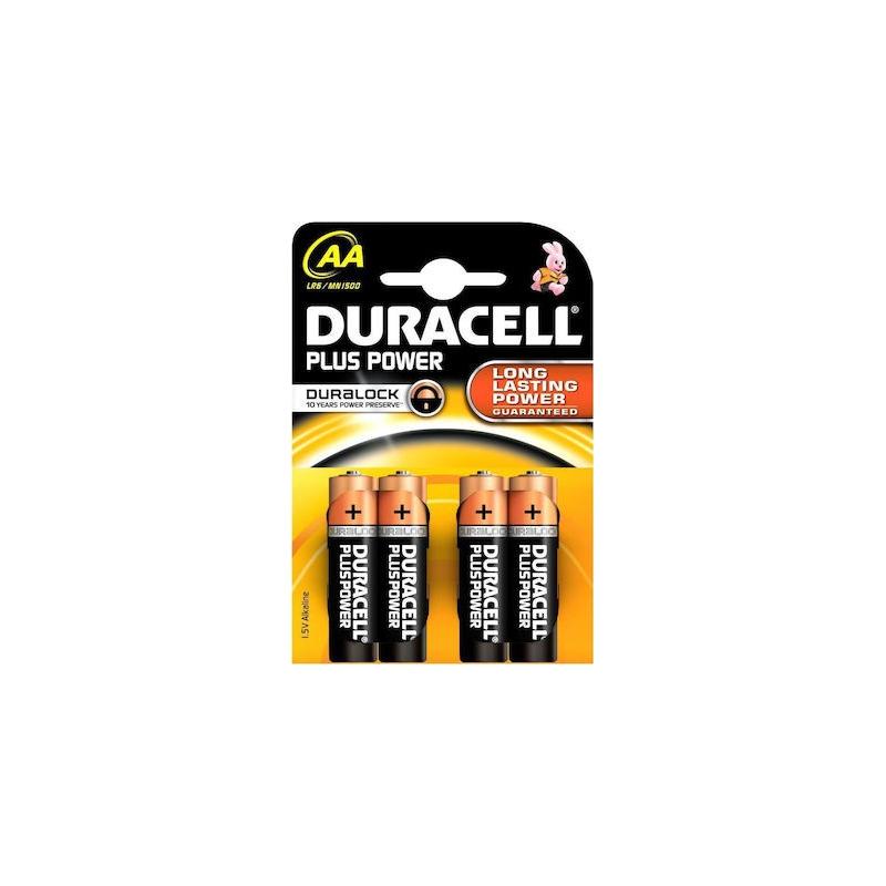 Duracell Plus Power Duralock AA (4τμχ)