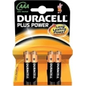 Duracell Plus Power AAA (4τμχ)