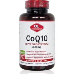 Inpa Olympian Labs CoQ10 Super Size BioPerine 300mg 60 κάψουλες