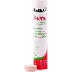 Health Aid B-Vital 20 αναβράζοντα δισκία