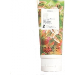 Korres Pistachio Body Milk 200ml