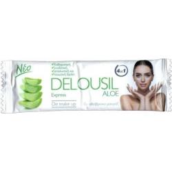 Delousil Aloe Express De Make Up 12τμχ