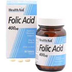 Healthaid FOLIC ACID 400μg