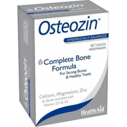 Health Aid Osteozin Complete Bone Formula 90 ταμπλέτες