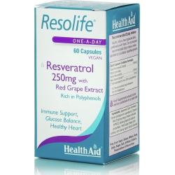 Health Aid Resolife 250mg 60 κάψουλες