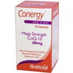 Healthaid Conergy CoQ10 30mg