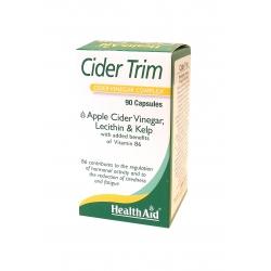 HealthAid Cider Trim 90 κάψουλες