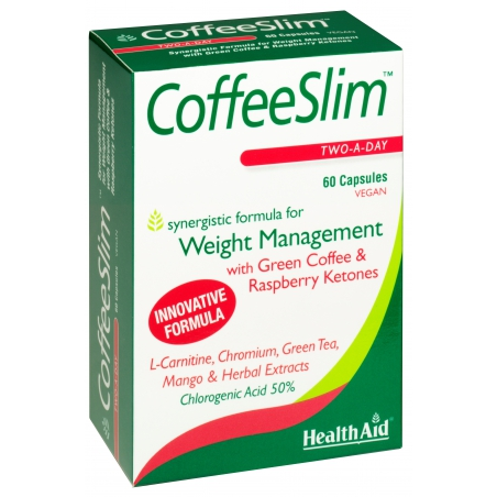 Healthaid Coffee Slim 60 κάψουλες