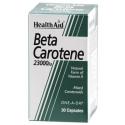 Healthaid BETA CAROTENE 23000 i.u.
