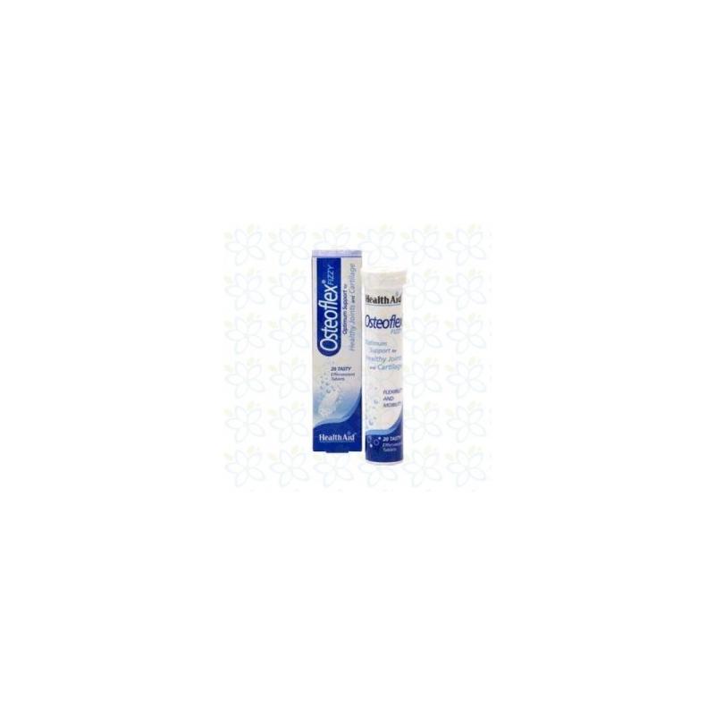 Healthaid Osteoflex Fizzy Λεμόνι