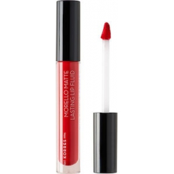 Korres Morello Matte Lasting Lip Fluid 06 Romantic Nude