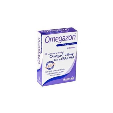 HealthAid Omegazon 750mg 30 κάψουλες