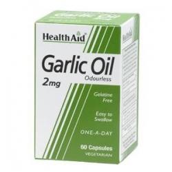 HealthAid Garlic Oil 2mg 30 κάψουλες
