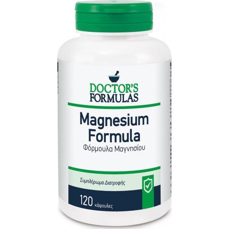 Doctor's Formula Magnesium Formula 120's