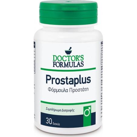 Doctor's Formulas Prostaplus 30 ταμπλέτες
