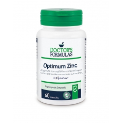 Doctor's Formulas Optimum Zinc 60 caps